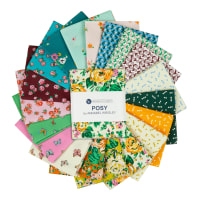 Windham Fabrics Posy Fat Quarter Bundle 19pcs Multi