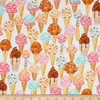 Kaufman Sweet Tooth Ice Cream Cones Sweet