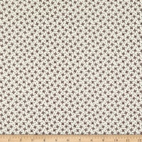 Kaufman Mill Pond Lines And Squares Cream
