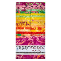"Island Batik Mandala Magic 2.5"" Strip Pack 40 Pcs. Multi"