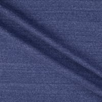 Fabric Merchants Jogging Fleece Navy