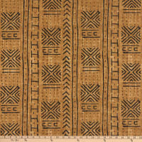 Genevieve Gorder Outdoor Mali Mud Cloth Pecan