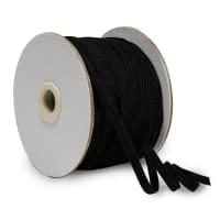 "1/4"" Elastic Band - 100 Yard Spool Black"