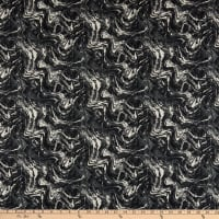 "45"" Richloom Balsam Cotton Duck Black"