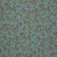 Fabtrends Washer Ghost Ditzy Floral Coco Peach