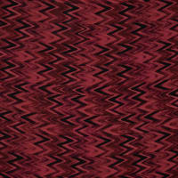 Fabtrends Washer Ghost Chevron Red