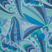 Fabtrends Savannah Yoryu Abstract Lilac Mint