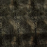 Fabtrends Polyester Spandex Velour Animal Brown