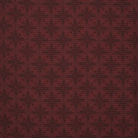 Fabtrends Polyester Satin Foulard Red