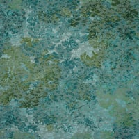 Fabtrends Dentelle Lace Floral Green Sage