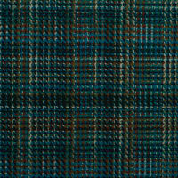 Fabtrends Rib SuedeAbstract Teal