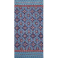 Fabtrends Ity Ethnic Blue Red