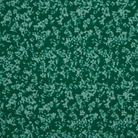 Fabtrends Dty Floral Green White