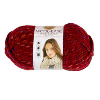 Lion Brand Wool-Ease Thick & Quick Yarn Campfire