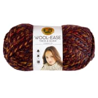 Lion Brand Yarn Wool-Ease Thick & Quick Yarn Harvest