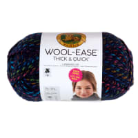 Lion Brand Wool-Ease Thick & Quick Bonus Bundle Yarn City Lights