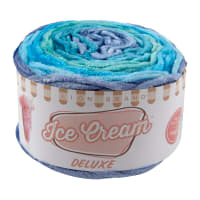 Lion Brand Yarn Ice Cream Deluxe Yarn Kincaid