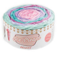 Lion Brand Ice Cream Deluxe Yarn Corolla