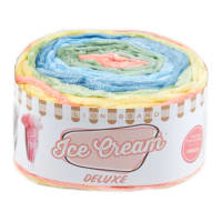 Lion Brand Yarn Ice Cream Deluxe Yarn Lewes