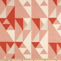 tfa Point of View Embroidered Linen Blush