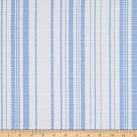 Shot Cotton Stripe Blue