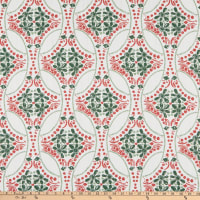 Lacefield Designs Christmas Eve Linen Berry