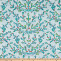 Lacefield Designs Christmas Holiberry Linen Holly