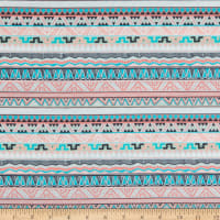 EXCLUSIVE Fabric Editions Aiyana Strip 1 Yard Precut Multi