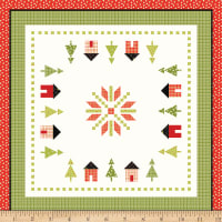 Riley Blake On the Square Quilt Pattern