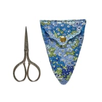 Liberty of London Scissor Holder Wisely Grove Blue