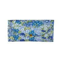 Liberty of London Sewing Roll Wisely Grove Blue