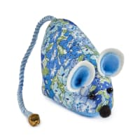 Liberty of London Mouse Pin Cushion Wisely Grove Blue
