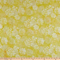 RJR Nature Walk Batiks Fall Floral Marigold