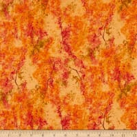 RJR Shades of Autumn Fall Colors Metallic Amber