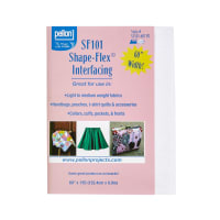 "Pellon SF101 Shape-Flex Fusible Interfacing 60""x 1 yard Package"