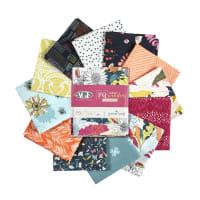 Art Gallery Pollinate Fat Quarters Fabric Wonders 12pcs