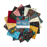 Art Gallery The Flower Society Fat Quarters Fabric Wonders 16pcs