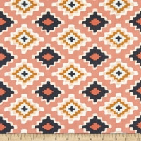 Art Gallery Homebody Native Tapestry Coral