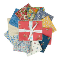 EXCLUSIVE Liberty of London Curated Fat Quarter #1 Bundle 11pcs Multi