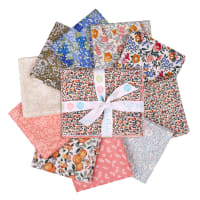 EXCLUSIVE Liberty of London Curated Fat Quarter #3 Bundle 10pcs Multi