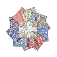 EXCLUSIVE Liberty of London Curated Fat Quarter #4 Bundle 10pcs Multi