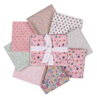 EXCLUSIVE Liberty of London Curated Fat Quarter #5 Bundle 8pcs Multi