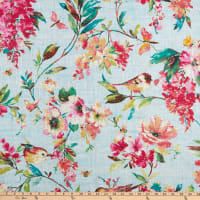 Covington Larissa Linen Dream Blue