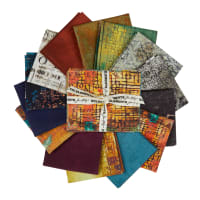 Tim Holtz Abandoned Fat Quarters 14 pcs