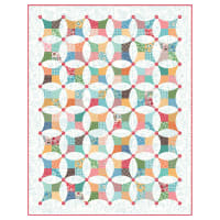 Riley Blake Flea Market Windows Boxed Quilt Kit