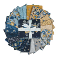Riley Blake Delightful Fat Quarter Bundle 24 Pcs