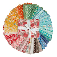 Riley Blake Flea Market Fat Quarter Bundle 42 Pcs Multi