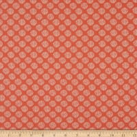 Laura Ashley Oxford Textured Spot Red