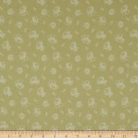 Laura Ashley Oxford Falling Etched Floral Willow