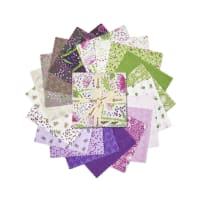 "Clothworks Thistle Patch 5"" Squares 42 Pcs. Multi"